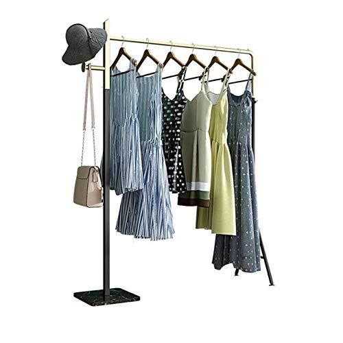JIAO PAI Simplicity Coat Rack, Office Outcoat Chaqueta Ropa Rack Multifunción Estilo Nórdico Rain Rain(Size:160 * 100CM,Color:A)
