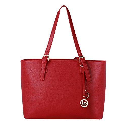 Lino Perros Women's Handbag (Navy) (RED)