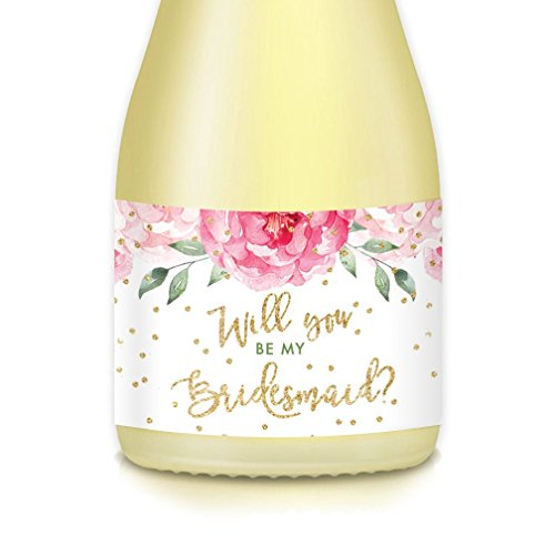 Best Champagne Bottle for Bridesmaids