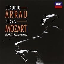 Claudio Arrau plays Mozart - Complete Piano Sonatas