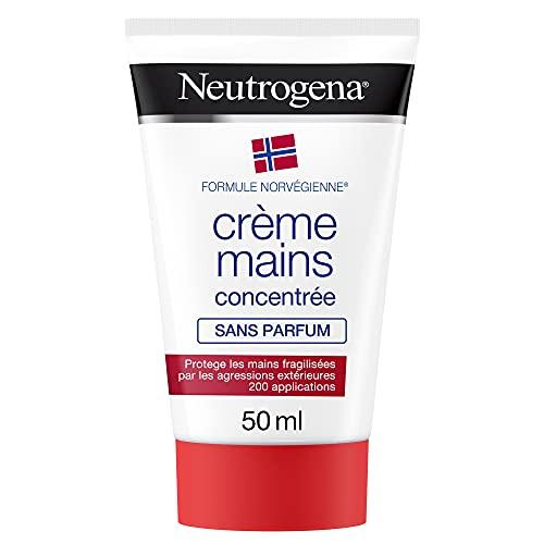 Neutrogena Crema De Manos Sin Perfume, 50 ml