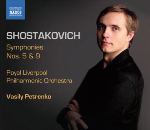 ショスタコーヴィチ: 交響曲集2 - 交響曲第5番, 第9番(ロイヤル・リヴァプール・フィル/ペトレンコ)