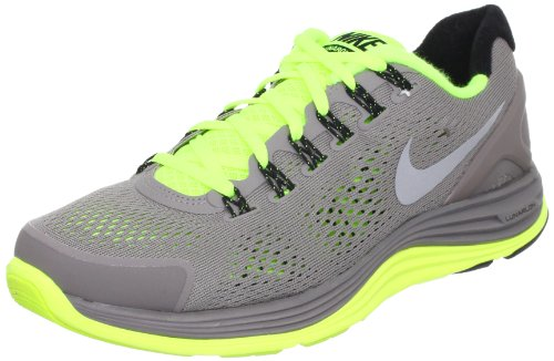 Nike Lunarglide + 4Soft Grey 524977017, Gris, 45