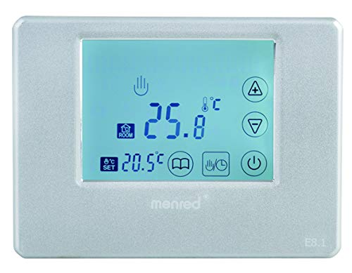menred (weiß) E8.1 Thermostat