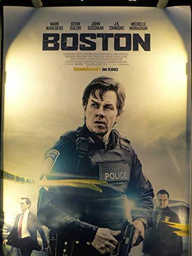 Boston - Mark Wahlberg - John Goodman - Filmposter 120x80cm gerollt
