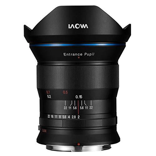 Laowa 15mm f/2 FE Zero-D SLR lens zwart - lenzen en filter (SLR, 12/9, ultra-groothoeklens, 0,15m, Nikon Z, 1,5cm)