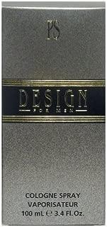 Design By Paul Sebastian For Men. Cologne Spray 3.4 Oz.