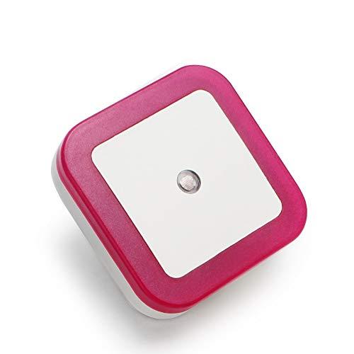 Night Light 110V 220V UE spina degli Stati Uniti del LED, mini sensore di luce di notte di controllo luce della lampada for bambini Bambini Soggiorno Camera da letto Illuminazione