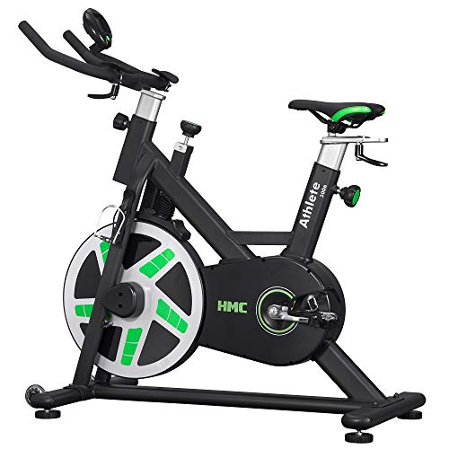 HMC Indoor Cycling Stationary Exercise Bike