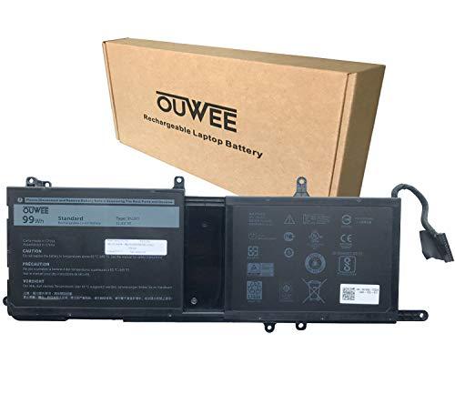 OUWEE 9NJM1 - Batería para portátil Dell Alienware 15 R3 R4 17...