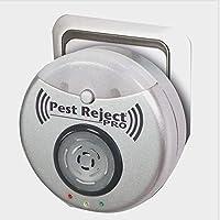We Houseware - Nuevo Repelente plagas de Insectos y roedores Más Potente Más Efectivo Tecnología Electromagnética + Ultrasonido BN-4767