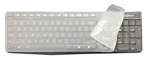 Wommty Ultra Dünn Silikon Wasserdicht Anti-Staub Tastatur Abdeckung Haut Bildschirmschutzfolie