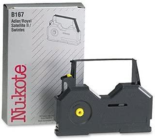 Nu-kote Model B167 Correctable Film Typewriter Ribbon