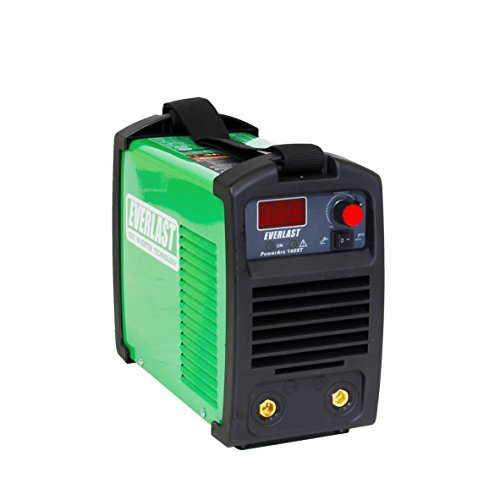 2020 PowerArc 140ST 40 Amp Arc Stick Lift Start TIG Welder, IGBT, Dual Voltage 110/220v