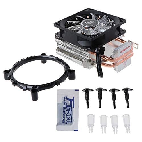 kdjsic 32x18MM M.2 SSD 2260 2242 Ordenador portátil Disco Duro sólido Ultrafino Aleta de Cobre Enfriador de refrigeración Radiador de disipador de Calor silencioso