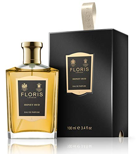 Floris London Honey Oud homme/man Eau de Parfum, 100 ml