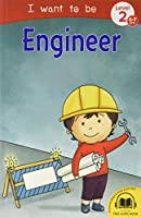 I want to be Engineer - Self Reading book for 6-7 years old kids with free Audio Book