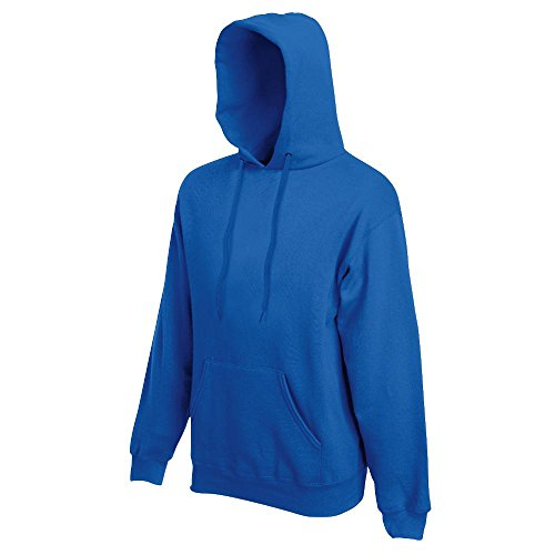 Fruit of the Loom - Kapuzen-Sweatshirt 'Hooded Sweat' XL,Royal