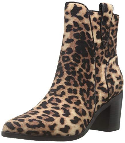 Buffalo Damen FLICKA Stiefeletten, Mehrfarbig (Leopard 001), 39 EU