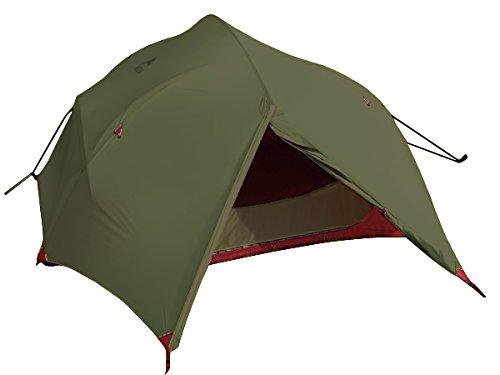 MSR パパハバ NX/Papa Hubba NX [4人用] テント ヨーロッパ限定 グリーン [並行輸入品]