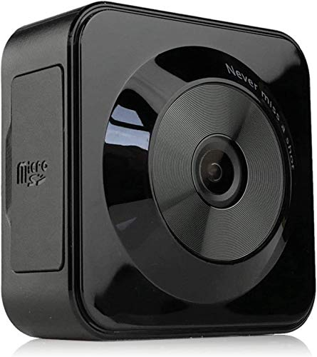 Brinno TLC130 Time Lapse Camera, Step Video, Risoluzione Video Full HD, Wi-Fi, Bluetooth 4.0, App per iOS e Android, Kit di accessori incluso, Nero