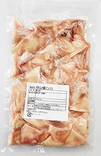 豚ヘラナンコツ カット済み 国産豚 300g 真空パック 冷凍 焼肉/BBQ/煮込み