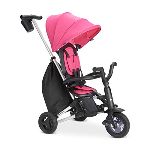 Joovy Tricycoo UL, Kids Tricycle, PinkCrush