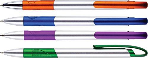 Centrum 87701Sunrise bolígrafo automático tinta azul con caja expositor 1,00mm