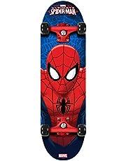 Stamp Sas Spiderman Skateboard, Niños, Azul, 4+ años