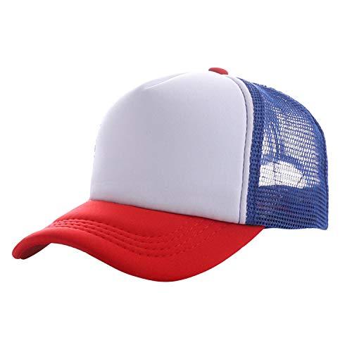 De feuilles Baby Caps Unisex Klein Kinder Sommer Hut Baseball Hat Kleinkinder Schlägermütze für Mädchen und Jungen