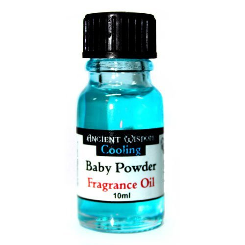 Ancient Wisdom 10ml Baby Powder Fragrance Oil
