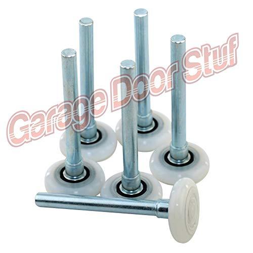 Sale!! Garage Door Rollers Heavy Duty Nylon 13 Sealed Ball Bearing (50 Rollers)