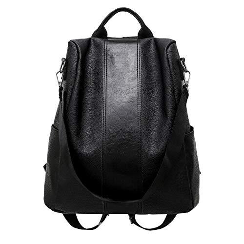 QPYYBR Mochila impermeable para mujer, mochila multifunción, mochila antirrobo para ocio, mochila escolar para niña adolescente