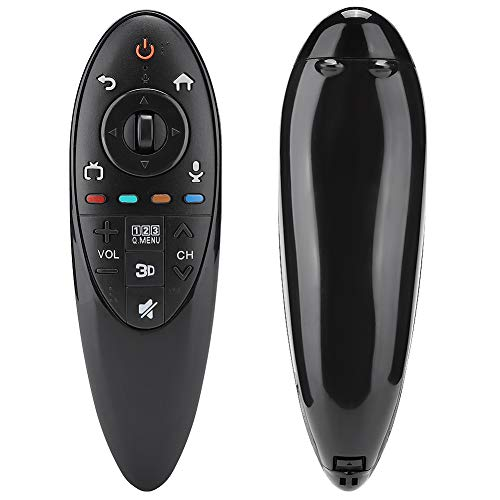 Esenlong Mando a distancia, Reemplazo del controlador para LG TV AN- MR500G AN- MR500 MBM63935937 (negro)