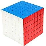 6x6 Zauberwürfel 6x6x6 Speed Cube Stickerless Magic Cube Puzzle Magischer Würfel