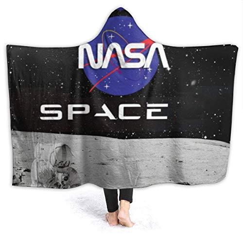 X-Space Plüsch-Decke, 3D-Druck, große Kabine, Reisedecke, Umhang, Winter, warm,...