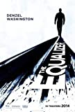 The Equalizer – Denzel Washington – Film Poster Plakat