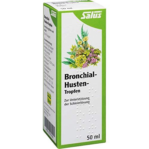 BRONCHIAL HUSTEN Tropfen Salus 50 ml
