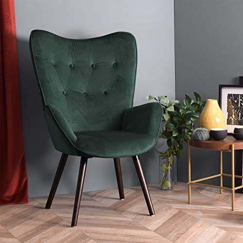 FURNISH1 Sillón sillón reposabrazos Contraste, Patas