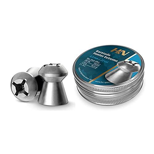 H&N DIABOLO Field Target Trophy 4.50MM (500) Unisex Adulto, Argento, M