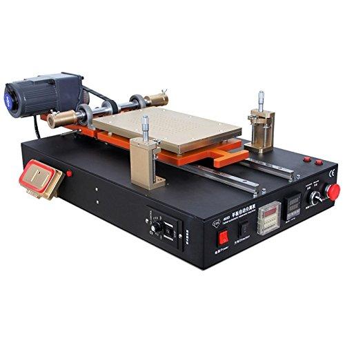 Reparatieset, TBK-958D ingebouwde lucht vacuum automatische LCD-scherm aanzuigrookmelder separator machine voor 14 inch tablet