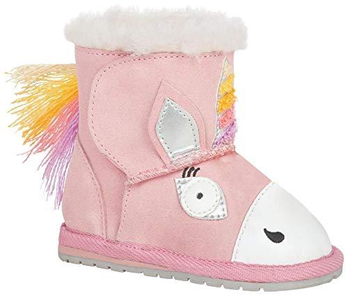 EMU Australia Magical Unicorn Walker Boot - Kid's Pale Pink 18 Months