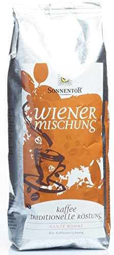 Soonentor Wiener Mischug ganze Bohne, 500g