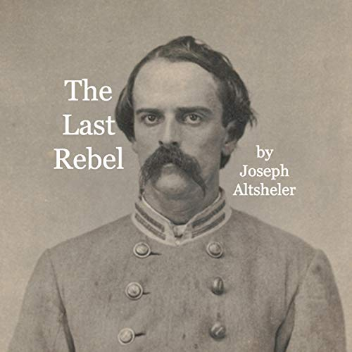 The Last Rebel  By  cover art
