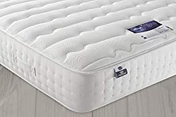 FOR THE PLANET SAVERS : Foam and chemical treatment free ECO COMFORT FIBRES : Sustainable and breathable for a refreshing sleep night's sleep that doesn't cost the earth TAILORED SUPPORT : The double Mirapocket layer uses 2800 pocket springs to indiv...