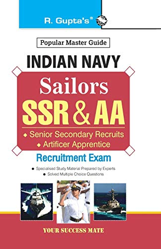 Indian Navy: Sailors (SSR & AA) Recruitment Exam Guide