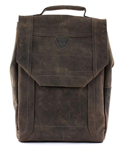 Strellson hunter backpack lvf Herren Leder Rucksack