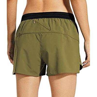 Womens 3 Inch Running Shorts with Liner Athletic 22042021080328