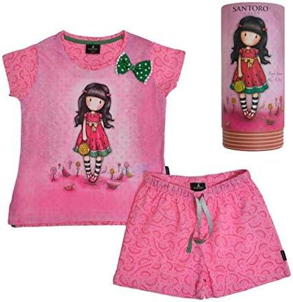 SANTORO LONDON - Pijama NIÑA GORJUSS niñas : Amazon ...