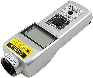 DT-205LR-S12 - Tachometer, 6RPM to 99999RPM, 1.8 , 0.006 %, 2.4 , 20 (DT-205LR-S12)